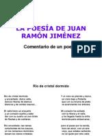 Un Poema de Juan Ramón Jiménez