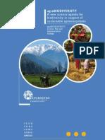 Agrobiodiversity Sp