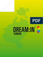 DREAM:IN TUMKUR - Project Book