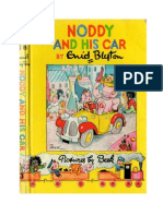 Blyton Enid Noddy 3 Noddy and His Car 1951