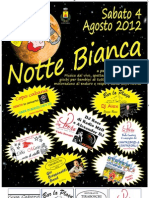 Estate 2012 - Sergnano Notte Bianca