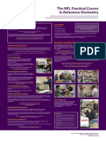 The NPL Practical Course in Reference Dosimetry