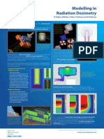 Modelling in Radiation Dosimetry