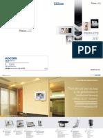 Catalog Kocom 2011