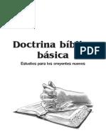 Doctrina Biblica Basica Recién Convertidos