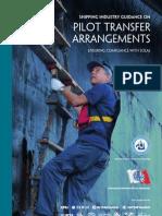 Industry Guidance on Pilot Boarding Arrangement- July 2012