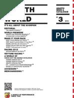 Abarth World - News and Catalogue n° 3/2012