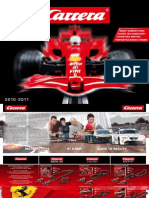 Carrera Slot Cars - Catalogue Katalog - 2010-2011