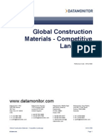 Global Construction Material