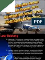 Perencanaan Beban Pendingin Pada Pesawat n250