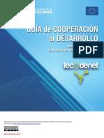 Guia de Cooperacion Al Desarrollo LECODENET