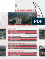 Spa Francorchamps Access-Organiser