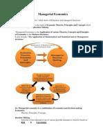 Managerial Economics Notes