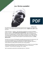 Mihai Eminescu -Deviza asasinilor.doc