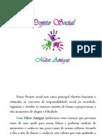 Projeto Social - Mãos Amigas