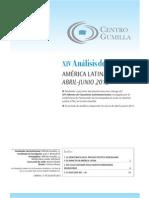 XIV Analisis Coyuntura Abril-junio2012