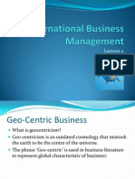 39867195 International Business Management2