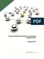 direcção-geral do tesouro e finanças [mf] 2011_parcerias público-privadas e concessões, relatório 2011