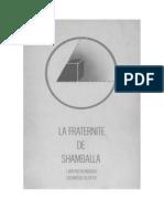 La Fraternite de Shamballa. JAN VAN RIJCKENBORGH