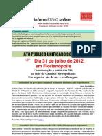 Informativo Online n° 25