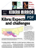 Kibera Mirror JULY