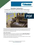 MultiCam Plate Cutter at Westlake Industries