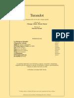 Turandot - Libretto