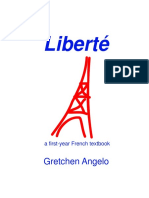 Liberté - A First Year French Textbook