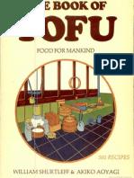 The Book of Tofu - William Shurtleff & Akiko Aoyagi