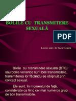 Boli cu transmitere sexuala