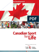 Canadian Sport for Life Resource Paper