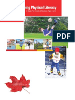 Developing Physical Literacy