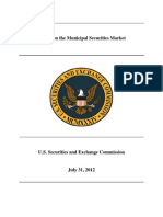 SEC Report on the Municipal Securities Market