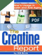 Creatine Report