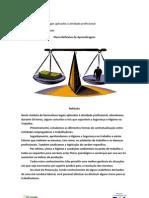 PRA Normativos legais aplicados à atividade Profissional