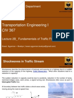2B_Fundamentals of Traffic Flow