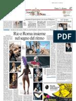 """FENOMENO """"RIOMA"""" - Il Messaggero"""