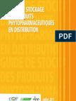 Guide de Stockage Des Produits Phytopharmaceutiques