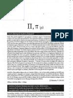 Compendio del Diccionario Teólogico del Nuevo Testamento - Pi - Ro