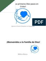 Bienvenidos a La Familia de Dios(1)