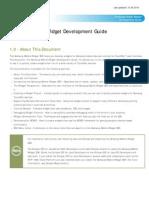Samsung Mobile Widget Development Guide 1-3-1