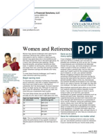 Women and Retirement Planning