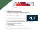 Valeurs et principles d'ACSV