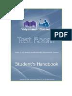TestRoom Handbook