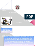 Elementos Que Componen Un Software Administrativo..Jb