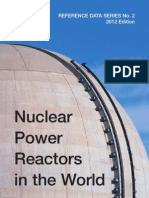 Nuclear Power Reactors in the World