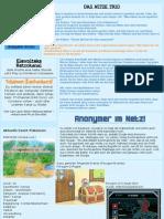Schiggy Paper Ausgabe 8/ 2012 Magazin vom Schiggyboard (August)