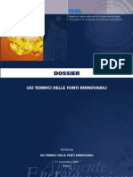 D20 Usi Termici Fonti Rinnovabili