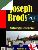 ANTOLOGÍA ESENCIAL DE JOSEPH BRODSKY