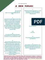 Decalogul - Cele zece porunci